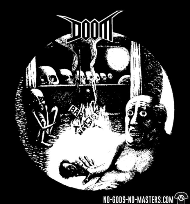 Doom - T-shirt Band Merch