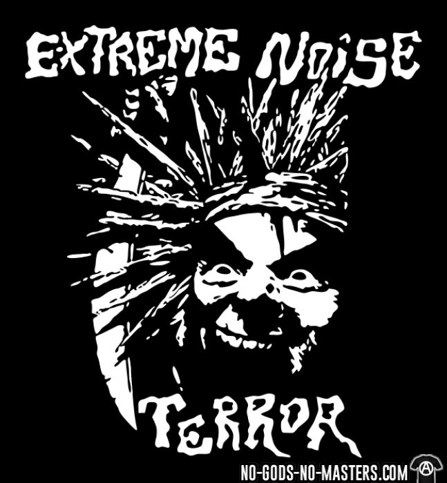 Extreme Noise Terror - T-shirt Band Merch
