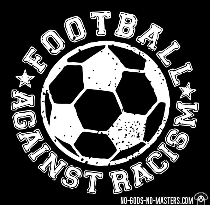 Football against racism - T-shirt Anti-Fasciste