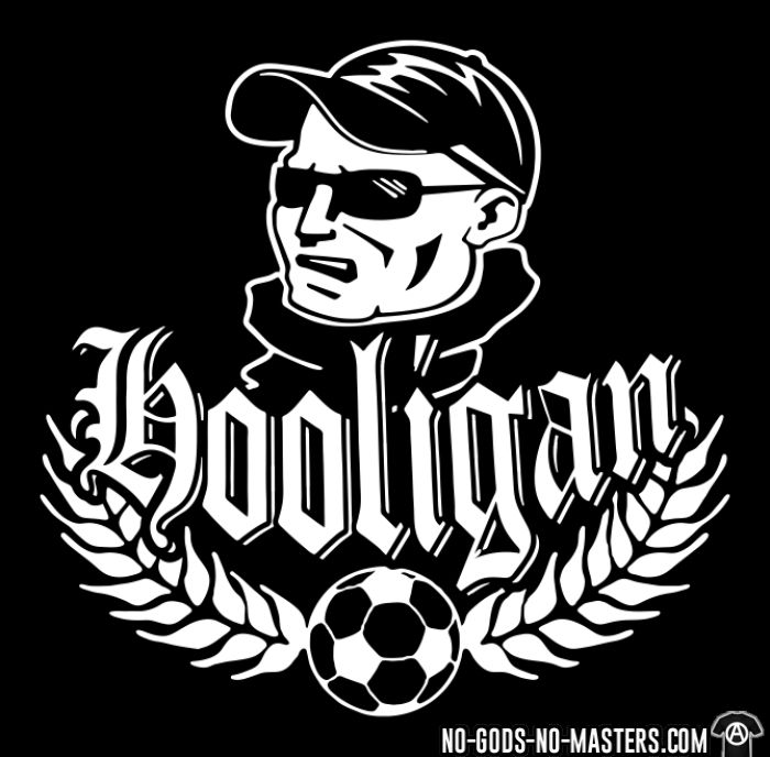 Football Hooligan - T-shirt Skinhead