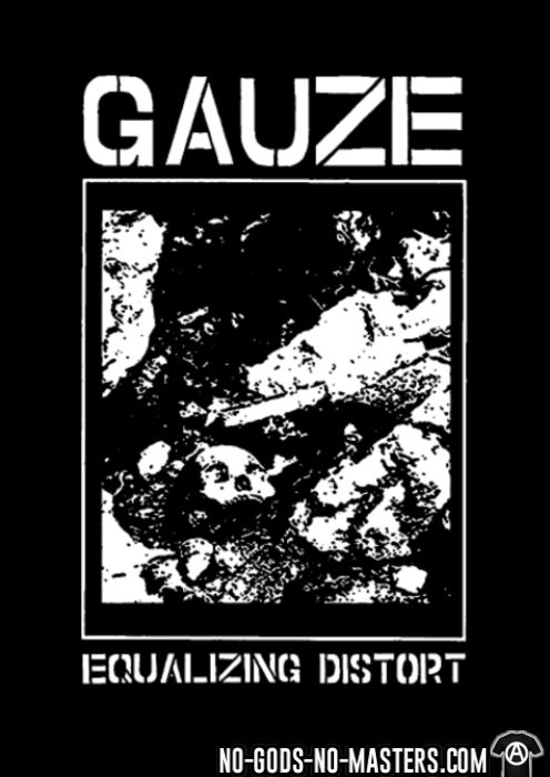 Gauze - Equalizing distort - T-shirt Band Merch