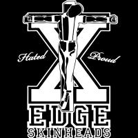 Hated & proud - straight edge skinheads - T-shirt Skinhead