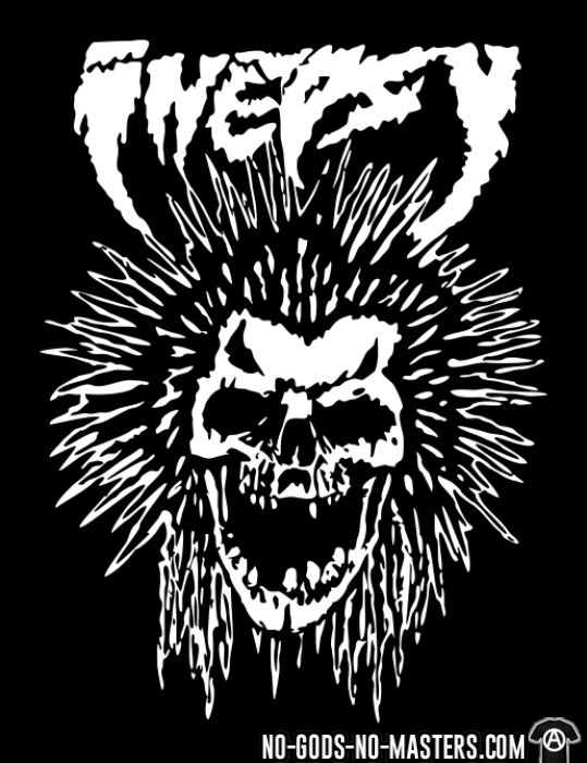 Inepsy - T-shirt Band Merch
