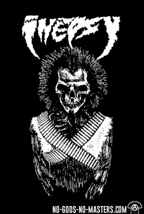 Inepsy - Chandails à manches longues Band Merch