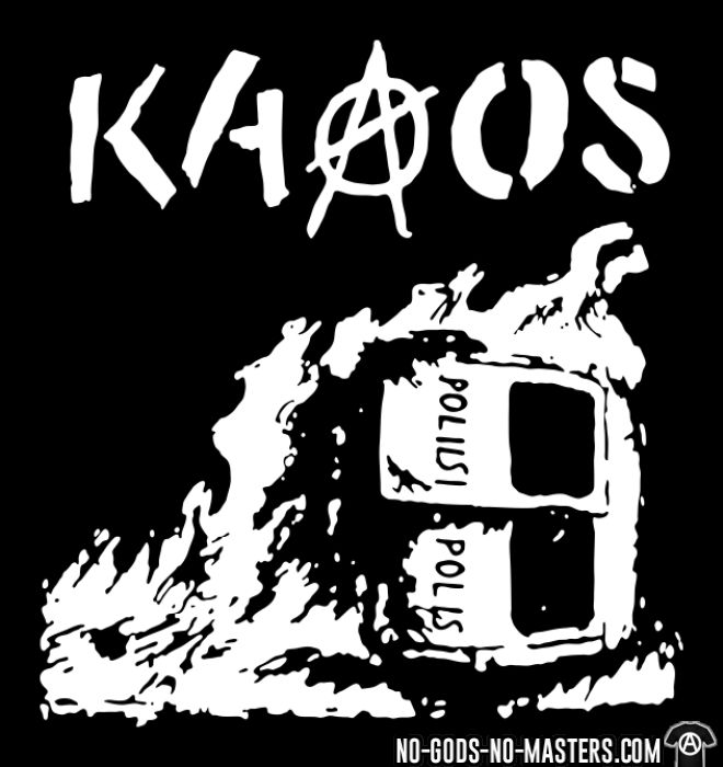 Kaaos - T-shirt Band Merch