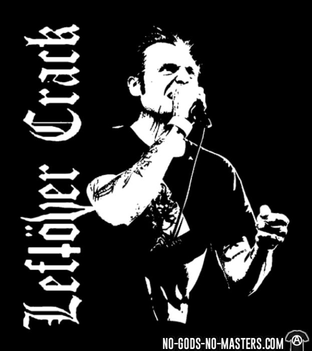 Leftover Crack - T-shirt Band Merch