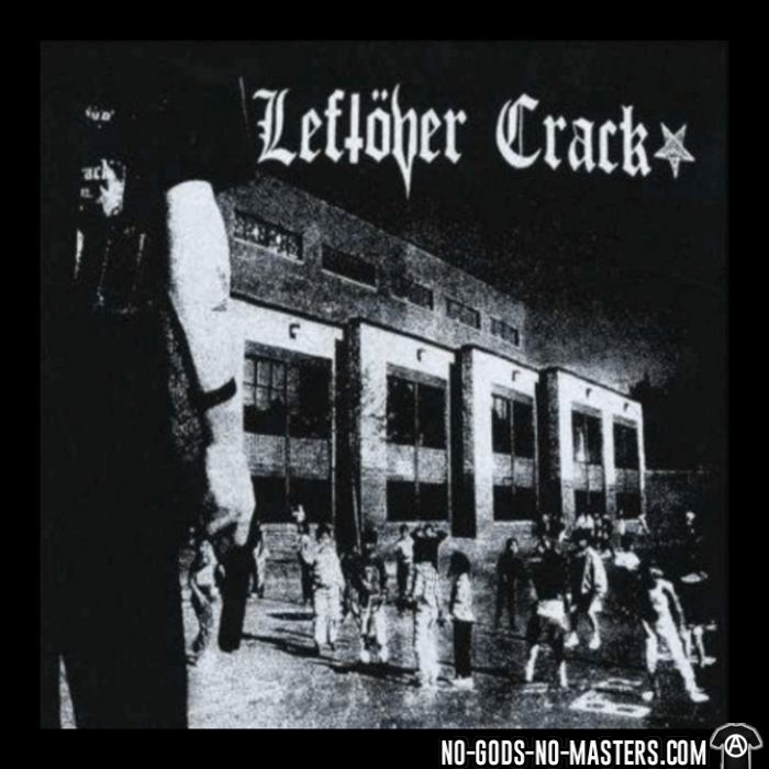 Leftover crack - Shoot the kids at school - T-shirt Band Merch