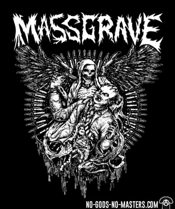 Massgrave - T-shirt Band Merch