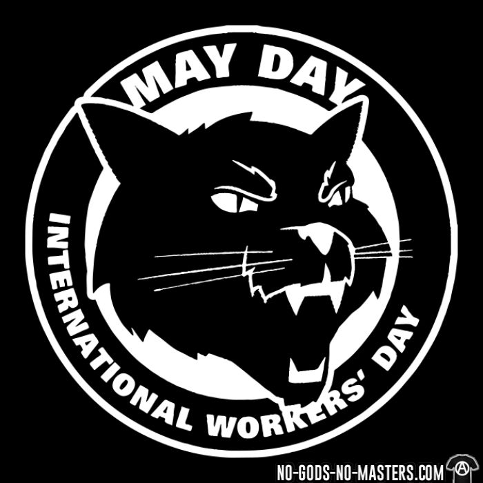 May day international workers' day - T-shirt Working Class
