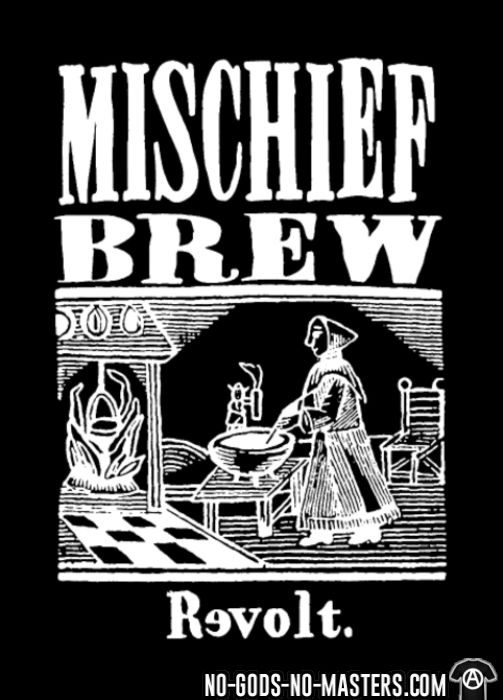 Mischief Brew - Revolt - T-shirt Band Merch