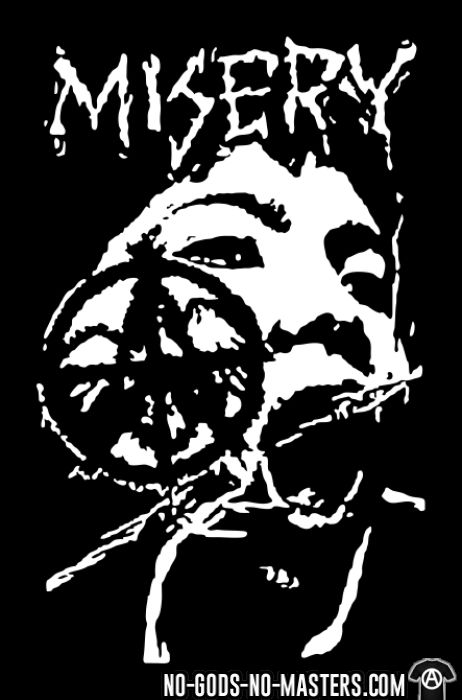 Misery - Chandails à manches longues Band Merch