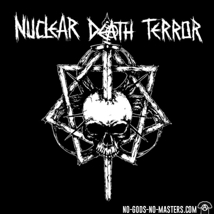 Nuclear Death Terror - T-shirt Band Merch