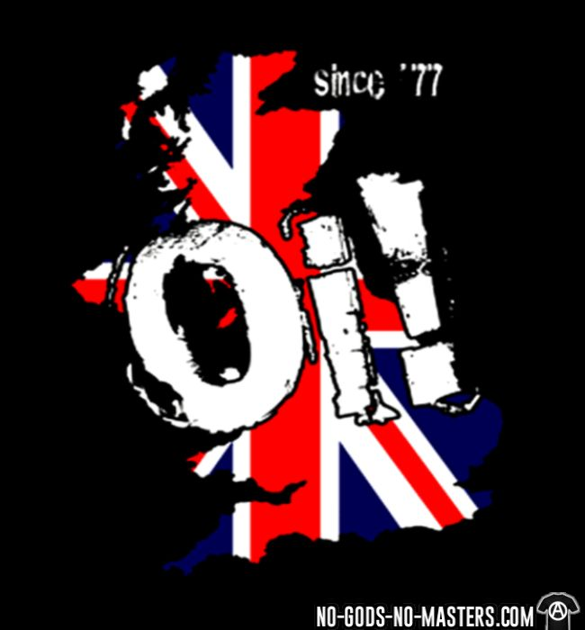 Oi! since '77 - T-shirt Skinhead