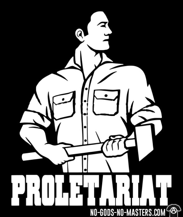 Proletariat - T-shirt Working Class