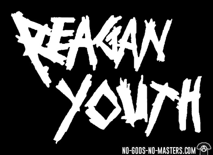 Reagan Youth - T-shirt Band Merch