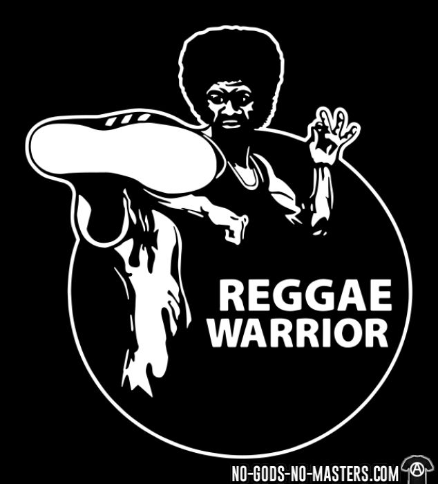 Reggae warrior - T-shirt Ska