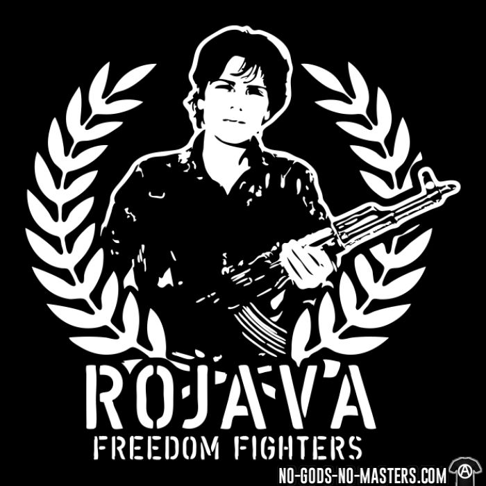 Rojava freedom fighters - T-shirts pour enfant Rojava