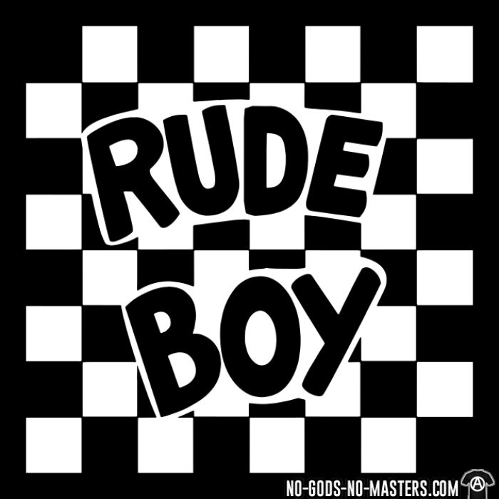 Rude boy  - T-shirt Ska