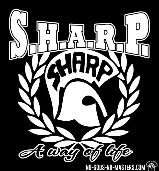 S.H.A.R.P. a way of life - T-shirt Skinhead