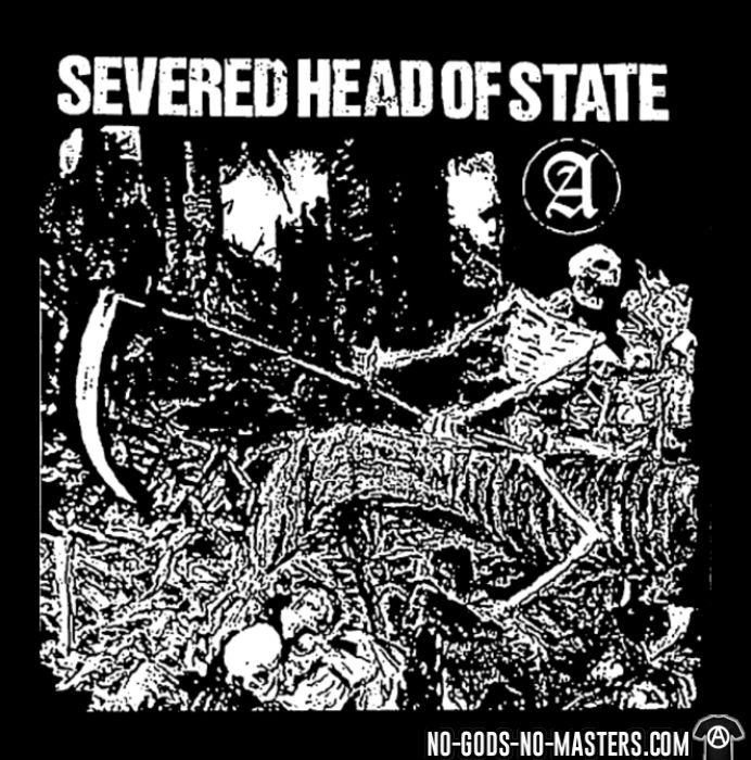 Severed Head Of State - T-shirt Band Merch