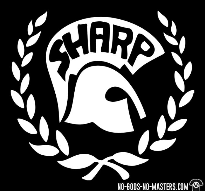 SHARP - T-shirt Skinhead