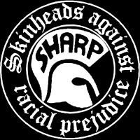 Skinheads Against Racial Prejudice (SHARP) - T-shirt Skinhead