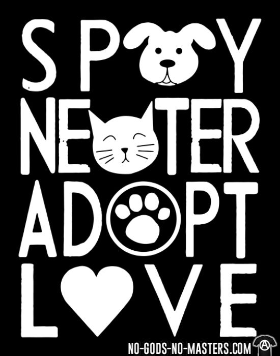 Spay, neuter, adopt & love Spay-neuter-adopt-love-d0013167106