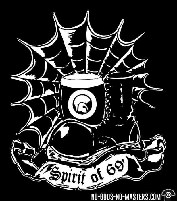 Spirit of 69 - T-shirt Skinhead