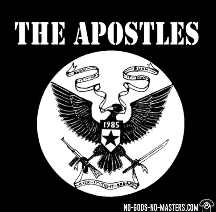 The Apostles - T-shirt Band Merch