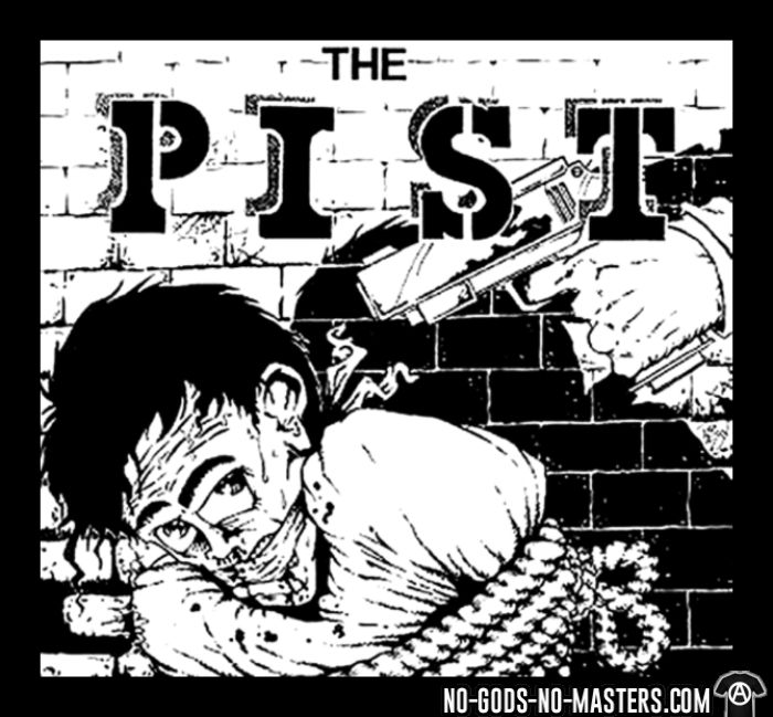 The Pist - T-shirt Band Merch