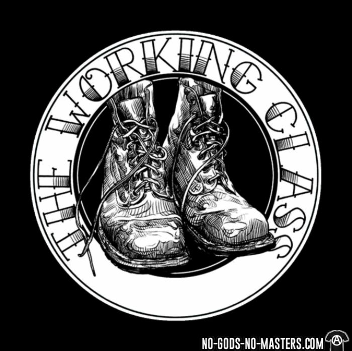 The working class - T-shirt Working Class