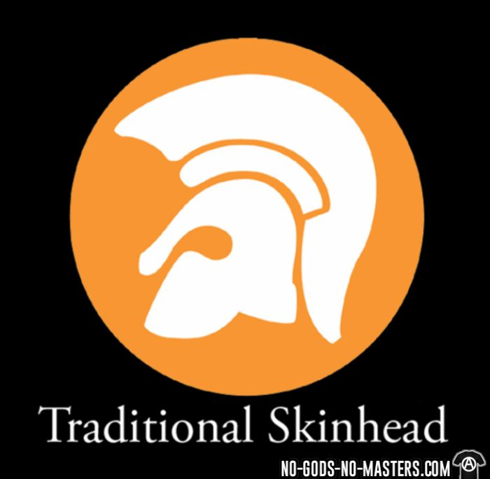 Traditional skinhead - Sweat zippé Skinhead