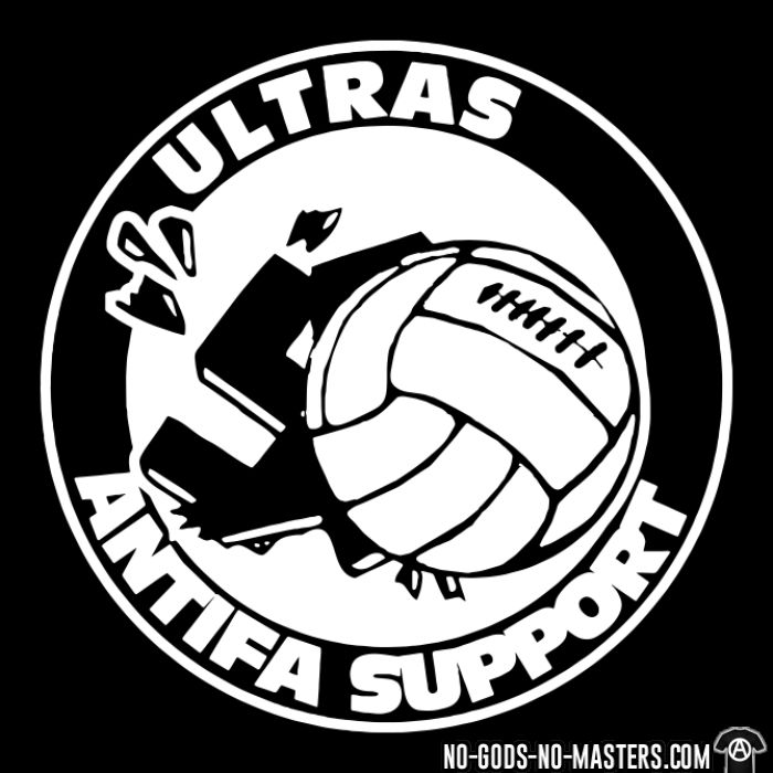 Ultras antifa support - T-shirt Anti-Fasciste