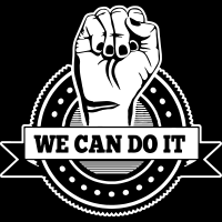 We can do it - T-shirt Féministe