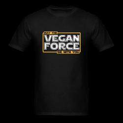 May the vegan force be with you Animal liberation - Vegetarian - Vegan - Anti-specism - Animal cruelty - Animal testing - Animal liberation front - ALF - Vivisection - Animal experim