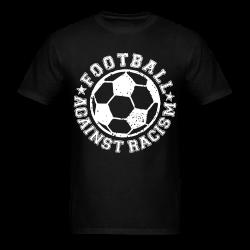 Football against racism Antifa - Anti-racist - Anti-nazi - Anti-fascist - RASH - Red And Anarchist Skinheads
