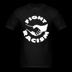 Fight racism Antifa - Anti-racist - Anti-nazi - Anti-fascist - RASH - Red And Anarchist Skinheads