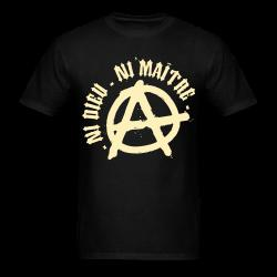 Ni dieu ni maître Politics - Anarchism - Anti-capitalism - Libertarian - Communism - Revolution - Anarchy - Anti-government - Anti-state