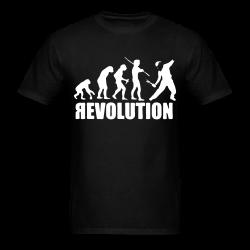 Revolution evolution Politics - Anarchism - Anti-capitalism - Libertarian - Communism - Revolution - Anarchy - Anti-government - Anti-state
