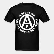 T-shirt Support the Animal Liberation Front (ALF)
