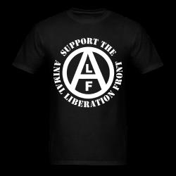 Support the Animal Liberation Front (ALF) Animal liberation - Vegetarian - Vegan - Anti-specism - Animal cruelty - Animal testing - Animal liberation front - ALF - Vivisection - Animal experim