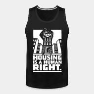 Camisole Housing is a human right