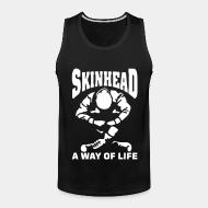 Camisole Skinhead a way of life