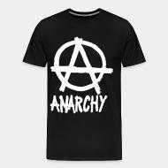 T-shirt Xtra-Large Anarchy