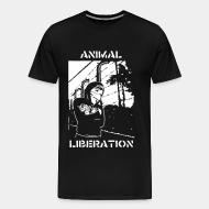 T-shirt Xtra-Large Animal liberation