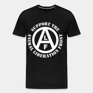 T-shirt Xtra-Large Support the Animal Liberation Front (ALF)
