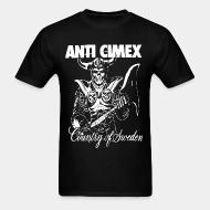 T-shirt standard unisexe Anti Cimex - Country of Sweden