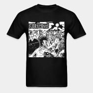 T-shirt Subhumans - The day the country died