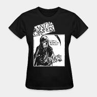 T-shirt féminin Anti Cimex - i'll buy all the uranium you've got