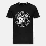 T-shirt Xtra-Large Conflict - To a nation of animal lovers